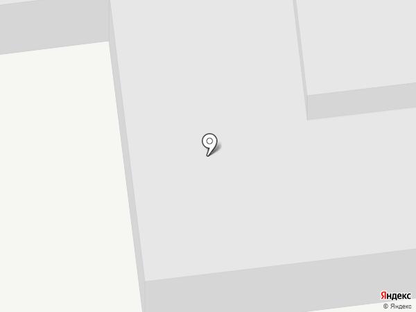 ГенТех на карте Москвы
