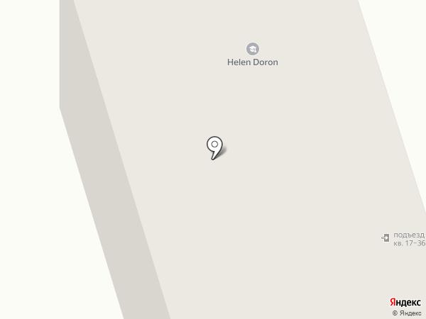 ФИНСИТИ-МОСКВА на карте Москвы