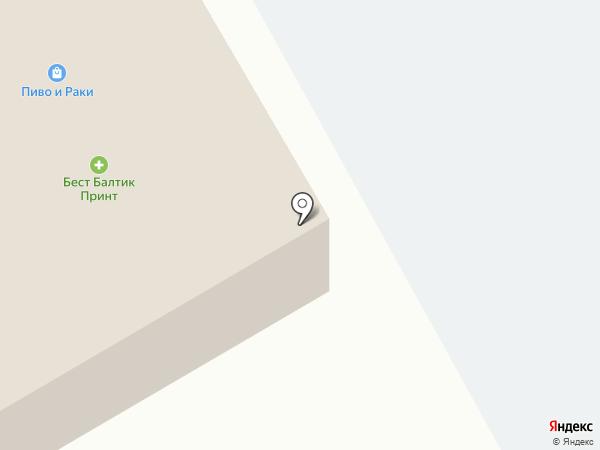 FORMULA 7 на карте Озерецкого