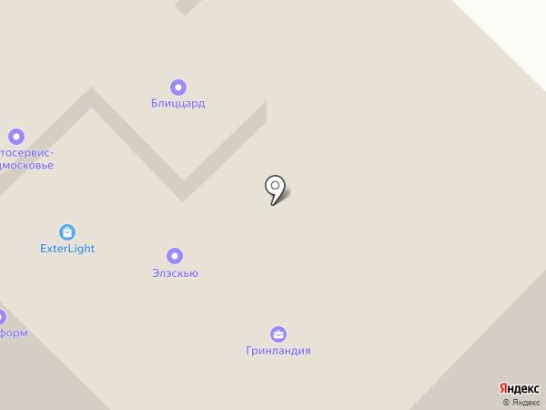 Vin Sento на карте Москвы