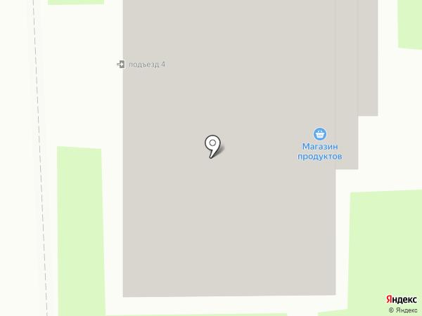 Участковый пункт полиции на карте Химок