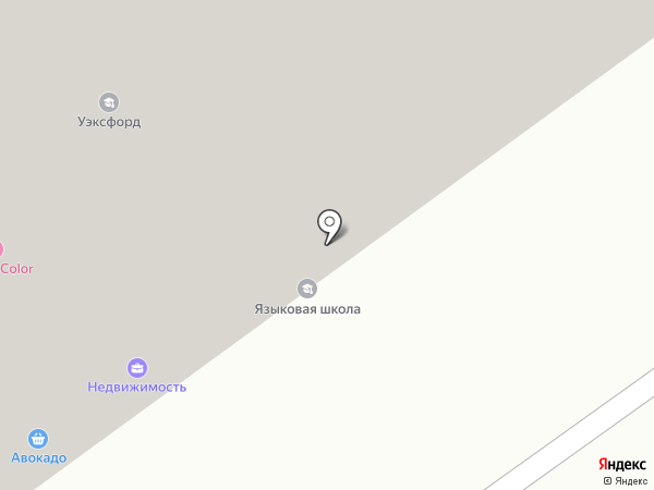 Домина Групп на карте Химок