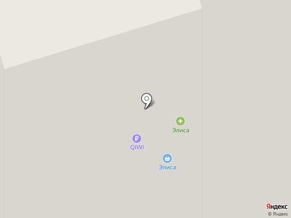 ПРОЕКТ-РОМАШКА на карте Москвы