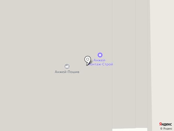 Анжей-Декор на карте Химок