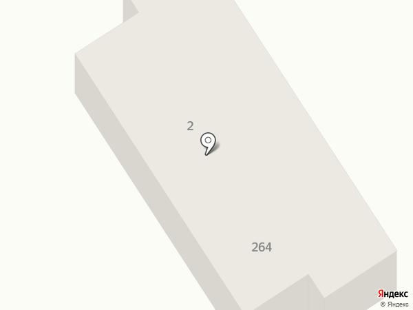 Электрон на карте Анапы