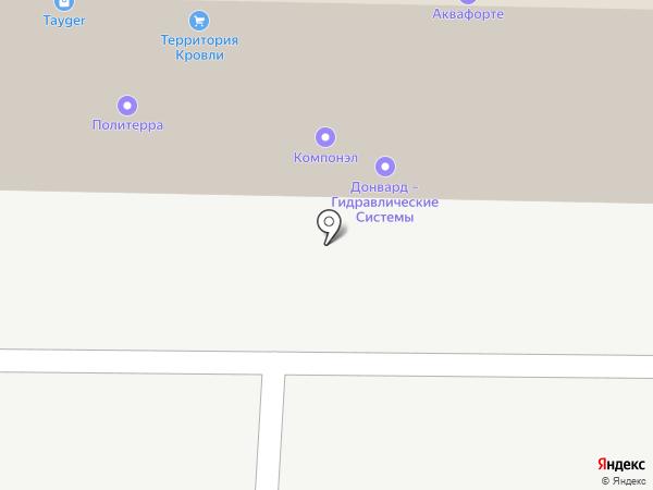 ЭПС Вендинг на карте Москвы