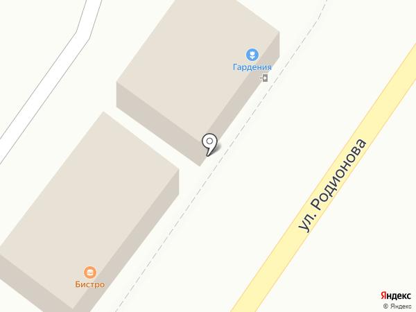 Мини-маркет на карте Химок