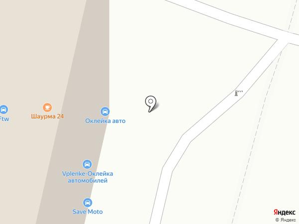 MIRAX на карте Москвы