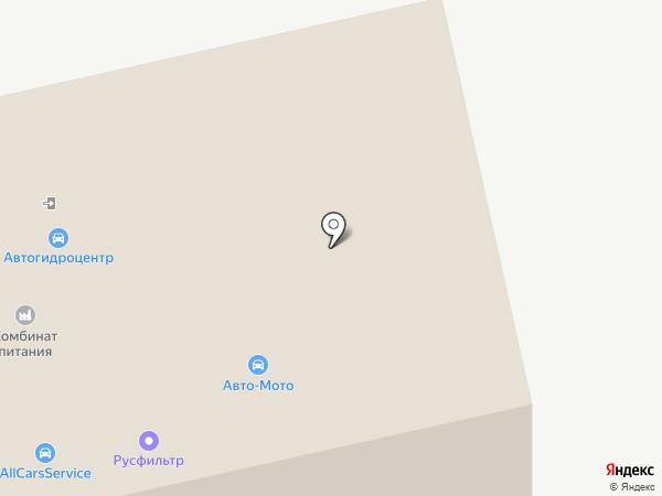 АЛЬФА СВЕТ на карте Химок