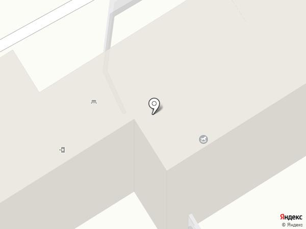Детский сад №19 на карте Анапы