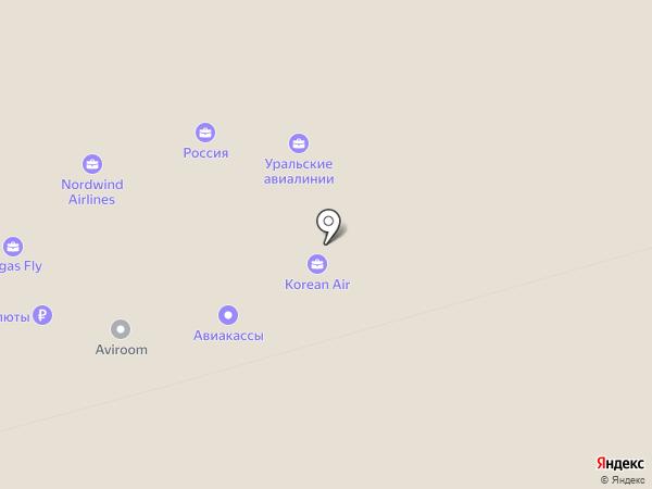 AVIROOM на карте Химок