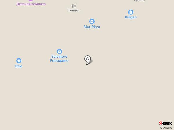 BVLGARI на карте Химок