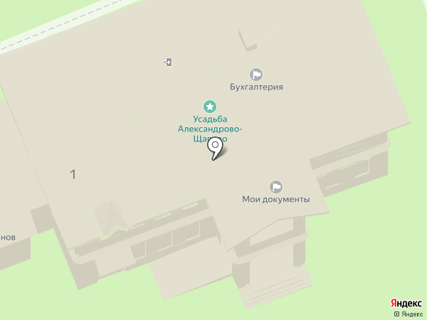 Мои документы на карте Щапово