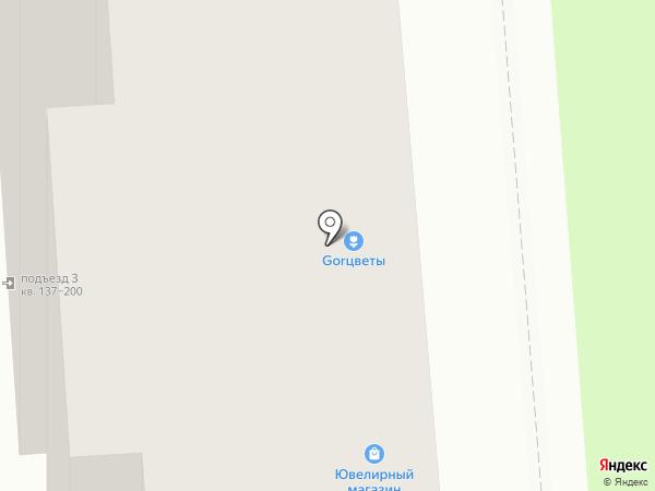 Алкомед на карте Москвы