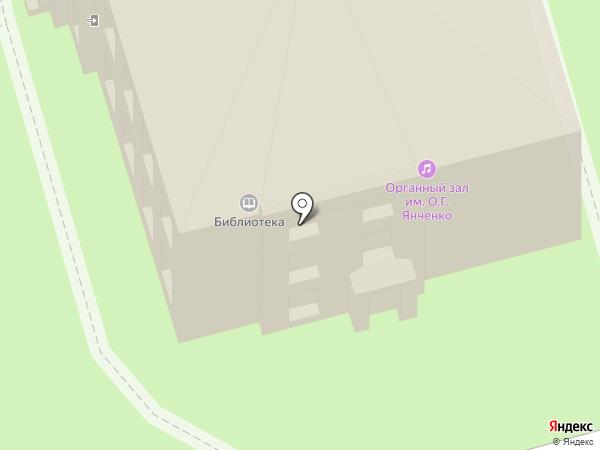 Щапово на карте Щапово