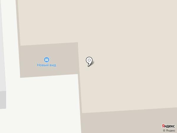 Новый вид на карте Химок
