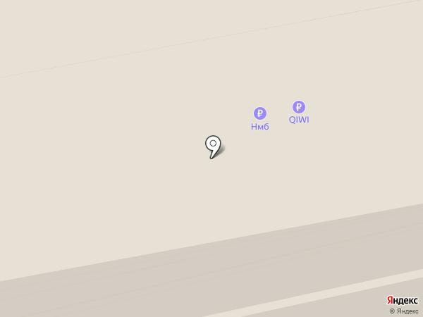 Subway на карте Химок