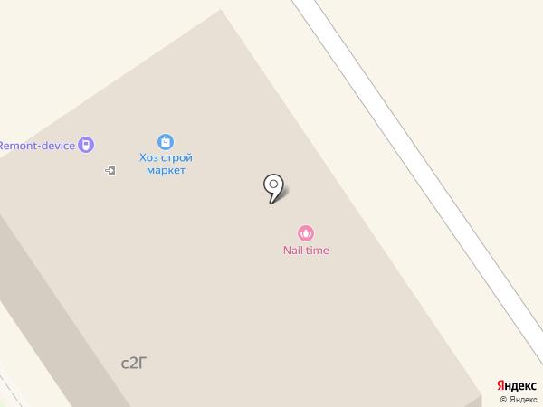 Четыре лапы на карте Химок