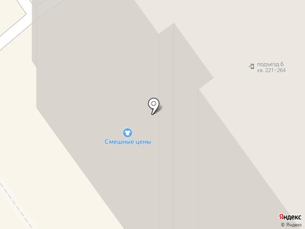Семейный на карте Химок