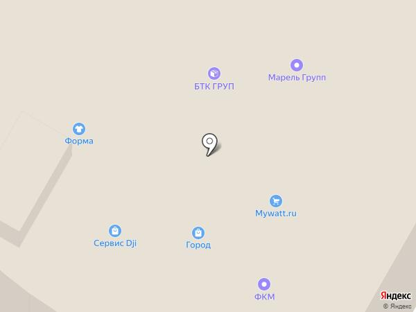 Apple-centres на карте Химок
