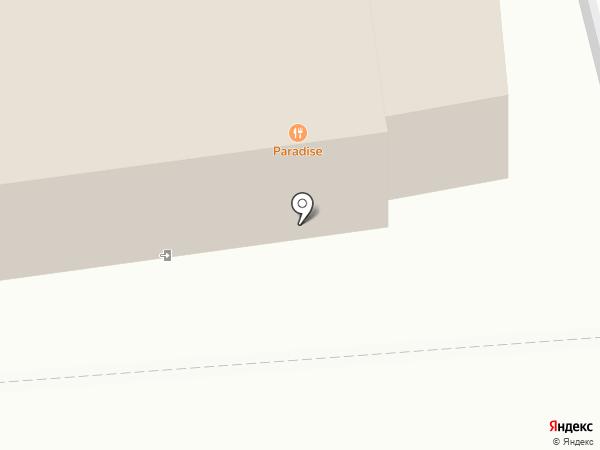 Paradise на карте Химок