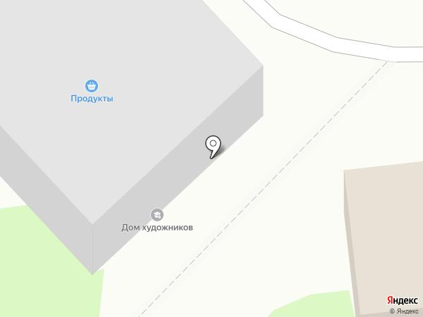 ДомHouse на карте Химок