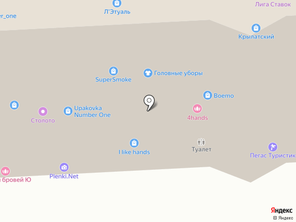 Appleproblem.net на карте Москвы