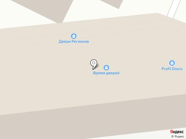 Магазин вентиляционного оборудования на карте Химок