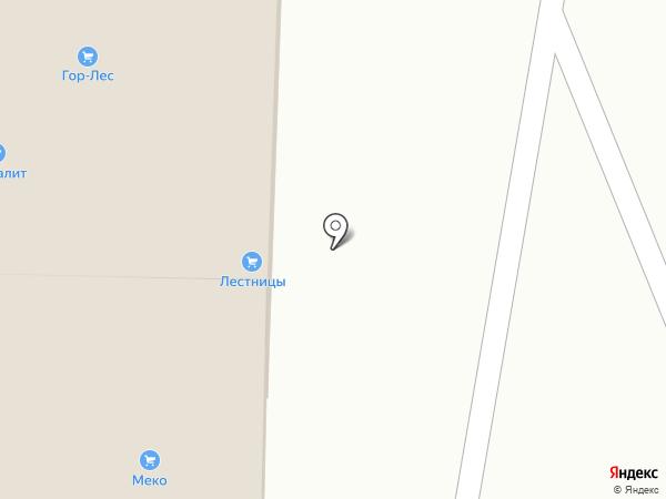 Евро Металл Групп, ЗАО на карте Химок