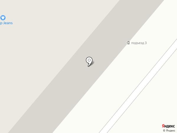 Адвокатский кабинет на карте Москвы