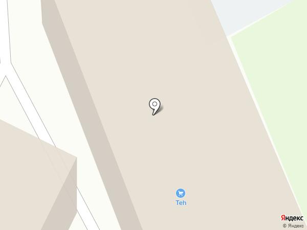 Магазин сантехники на карте Химок