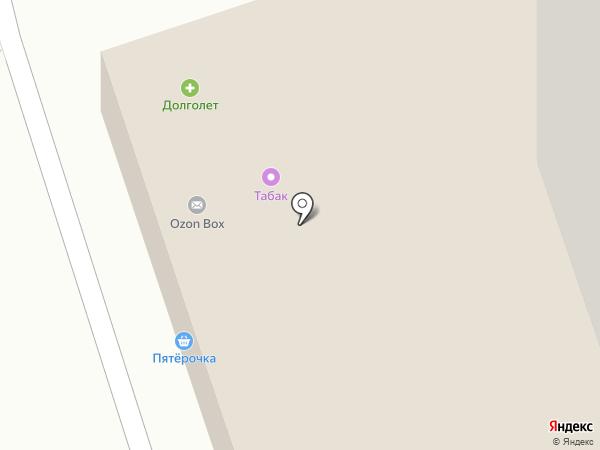 Магазин женской одежды на карте Москвы