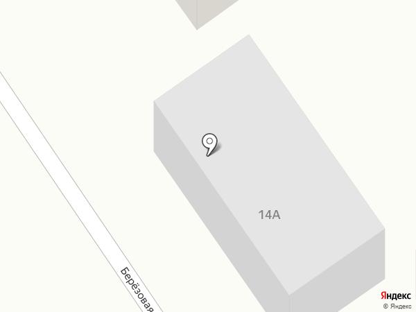 Шиномонтажная мастерская на карте Лобни