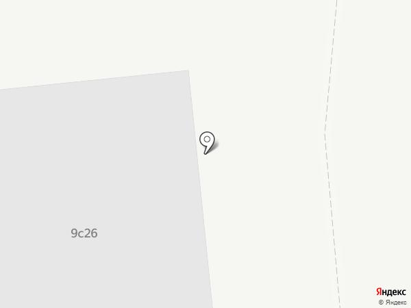 Регион99 на карте Москвы