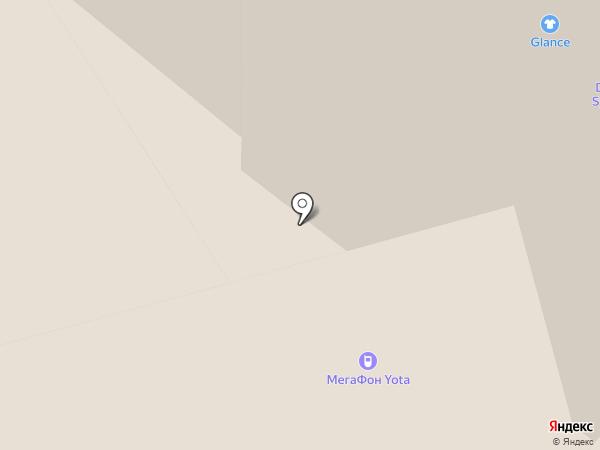 FIT-N-GO на карте Москвы