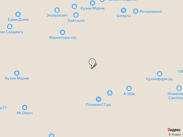 Stroy777 на карте Москвы