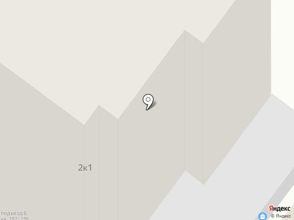 ТСК Фристайл на карте Химок