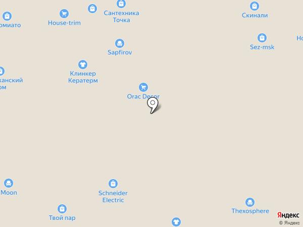 АРТ просперити на карте Москвы