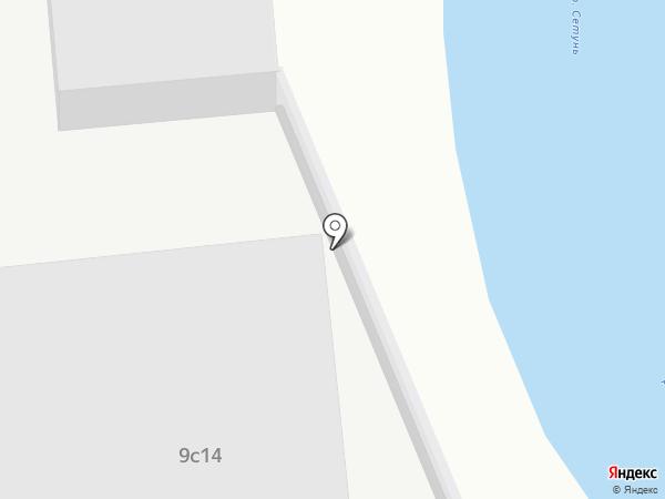 MdWood. Store на карте Москвы