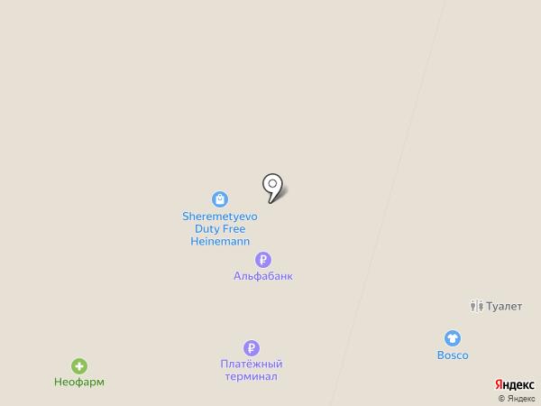 Банкомат, Альфа-банк на карте Химок
