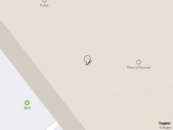 Павловопосадская платочная мануфактура на карте Химок