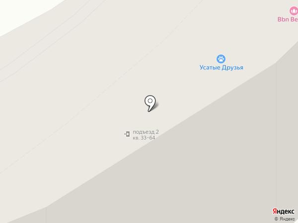 Art Avenue на карте Химок
