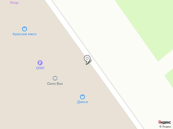 Магазин специй и орехов на карте Химок