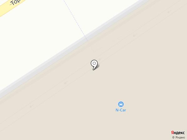 MCSD на карте Заречья