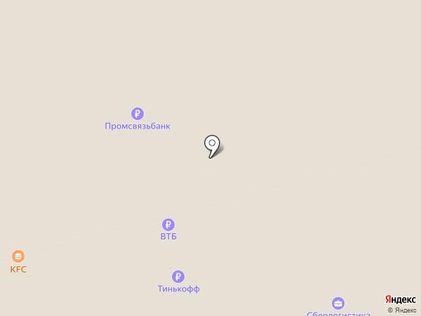 Фреш-бар на карте Химок
