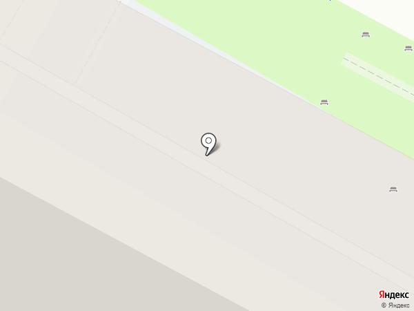 Айсберри на карте Москвы
