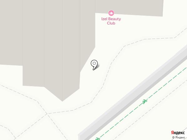 Сундочок счастья на карте Химок