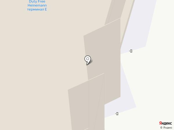 Шереметьево на карте Химок