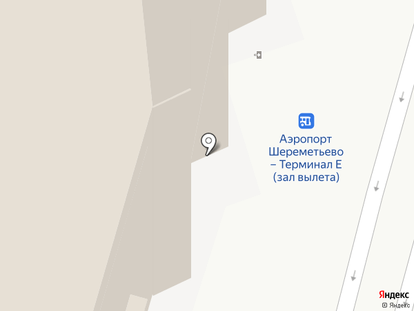 Поль Бейкери на карте Химок