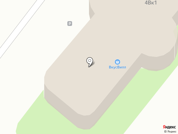 Вечер на карте Химок